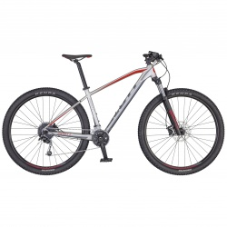 Scott Aspect 730 silver/red 2020 L