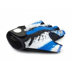 Rukavice Junior X6 modrá/bílá/černá S