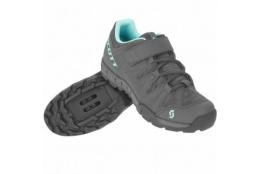 Scott Sport Trail Lady dark grey/turquoise blue 38