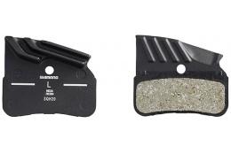 Shimano brzdové destičky N03A polymer s chladičem Y1XD98010