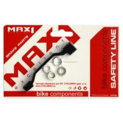 adaptér kotoučové brzdy MAX1 PM-PM-F/R180
