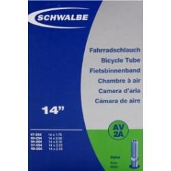 """Schwalbe duše 14""""AV2A 254-47/60"""