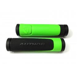 Gripy AGR R600 D3 ! zelená-neonová/černá