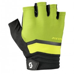 Scott Glove Perform SF kiwi green/sulphur yellow M