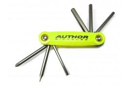 Nářadí AHT ToolBox 6 ! žlutá-neonová/černá