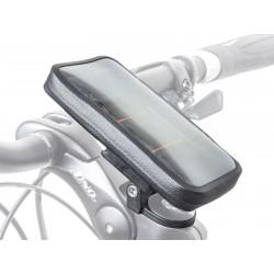 Brašna na představec na telefon I-Shell černá