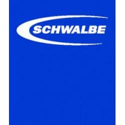 """Schwalbe duše 28"""" SV19A 40/60-622 galuskový ventilek extralight"""