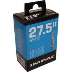 """Impac duše 27.5"""" SV27,5 40/60-584 galuskový ventilek"""