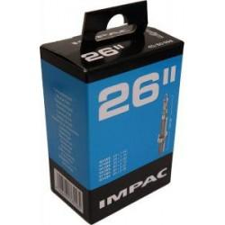 """Impac duše 26"""" SV26 40/60-559 galuskový ventilek"""