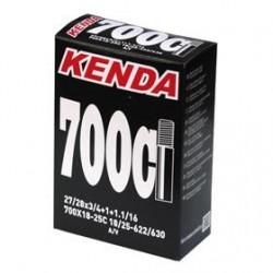 duše KENDA 700x18/25 (18/25-622) AV