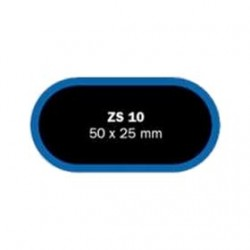 záplata FERDUS ZS 10 50x25mm