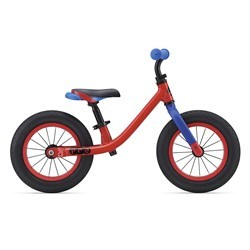 Giant Pre Push Bike boy red