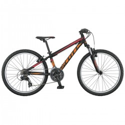 Scott Scale JR 24 black/orange 2015