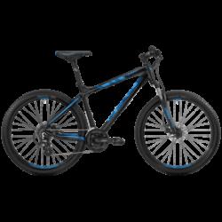 Bergamont Roxter 3.0 black/blue L