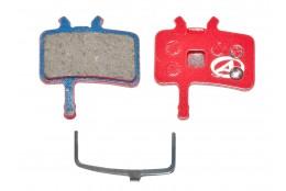 Brzdové destičky ABS-61 Avid Juicy červená