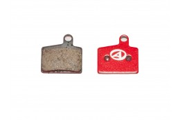 Brzdové destičky ABS-44 Hayes Stroker Ryde červená