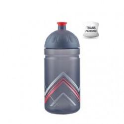 Zdravá lahev 0,5 l Bike červená