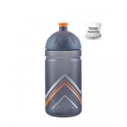 Zdravá lahev 0,5 l Bike oranžová