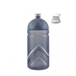 Zdravá lahev 0,5 l Bike šedá