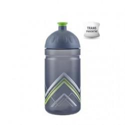 Zdravá lahev 0,5 l Bike zelená