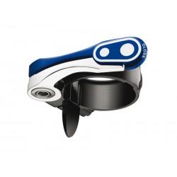 Podsedlová objímka Crankbrothers Split Seat Collar 31.8mm cobalt