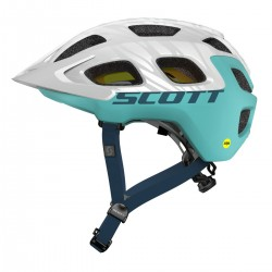 Scott Helmet Vivo Plus white/blue S 51-55cm