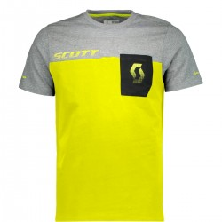 Scott T-Shirt CO Factory Team s/sl L