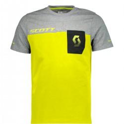 Scott T-Shirt CO Factory Team s/sl L