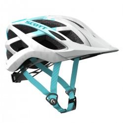Scott Helmet Spunto white/blue 50-56cm