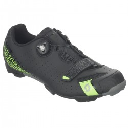 Scott Shoe Mtb Comp Boa matt black/neon green 43
