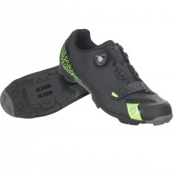 Scott Shoe Mtb Comp Boa matt black/neon green 44