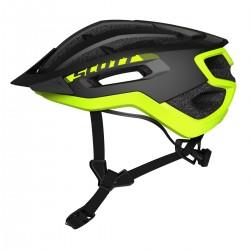 Scott Helmet Fuga PLUS black/yellow RC L 59-61cm