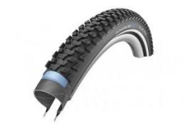 Schwalbe plášť Marathon Plus MTB 29x2.1 SmartGuard černá+reflexní pruh