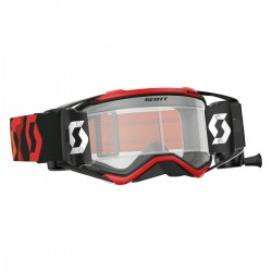 Scott Prospect WFS fluo red/black