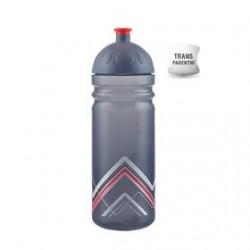 Zdravá lahev 0,7 l Bike červená