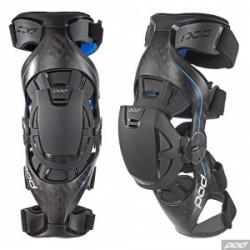 Ortézy na kolena pro motokros POD K8 Knee Brace Carbon - M