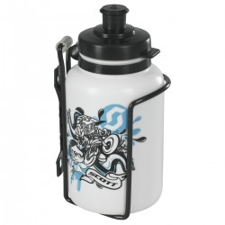 Scott kids water bottle 0.3l + cage kit