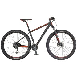 Scott Aspect 940 M black/red 2018