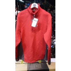 Scott 1/2 Zip Five5 red XL