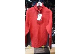 Scott 1/2 Zip Five5 red XL