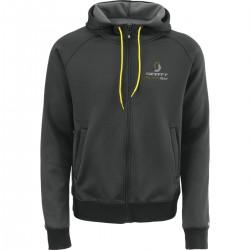 Scott Jacket Hoody Factory Team black/yellow XL