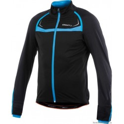 Craft Performance Bike Stretch Jacket Men black/focus L