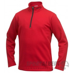 Craft Shift Pullover JR bright red 120