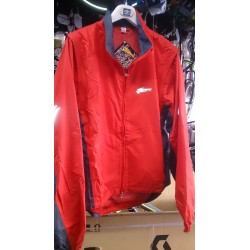 Spark bunda červená XXL odepínací rukáv