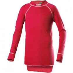 Craft Pro Zero Pro Crewneck L/S red 120/130