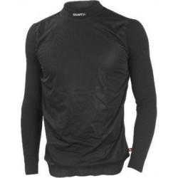 Craft Pro Zero WindStopper triko dl.rukáv black M