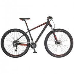 Scott Aspect 940 black/red L 2018