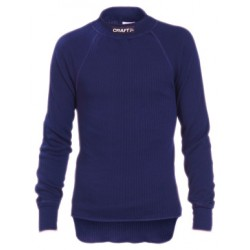 Craft Pro Junior triko dlouhý rukáv blue 120-130