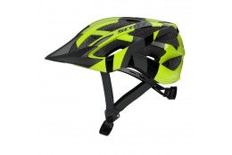 Scott Spunto lime green camo 50-56cm