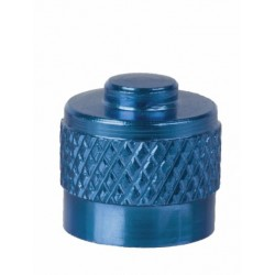 čepička autoventilek modrá